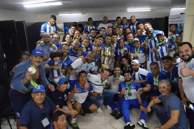 CSA - 23/06 (domingo) - 19h - Estádio Nilton Santos