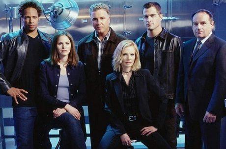 Elenco da série 'CSI: Las Vegas'