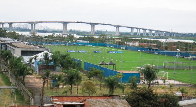 Atividades no Grêmio voltaram na última terça-feira