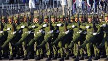 Governo cubano fará exercícios militares em dias de protestos
