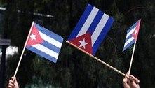 'Queremos liberdade e democracia', diz cubano que vive no Brasil
