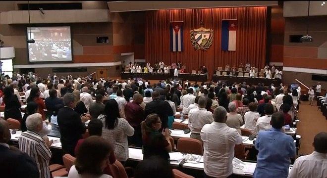 Lideranças cubanas se reuniram por dois dias em Havana para debater novo texto