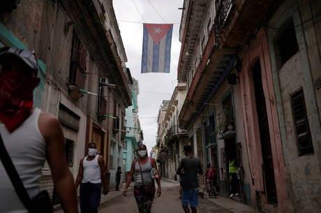 Cuba tem menor número de novos casos
