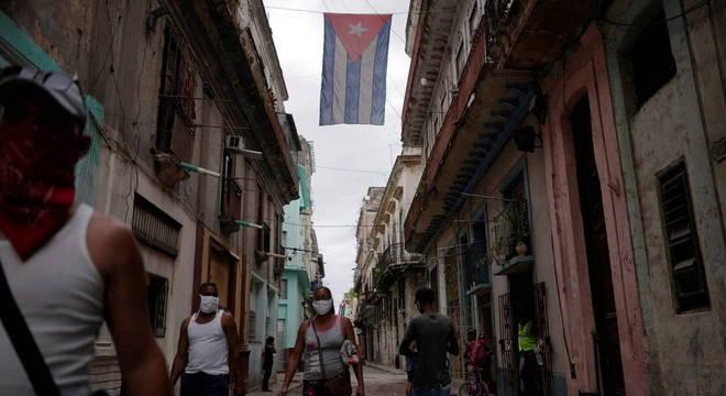 95% dos infectados em Cuba se curaram da covid-19