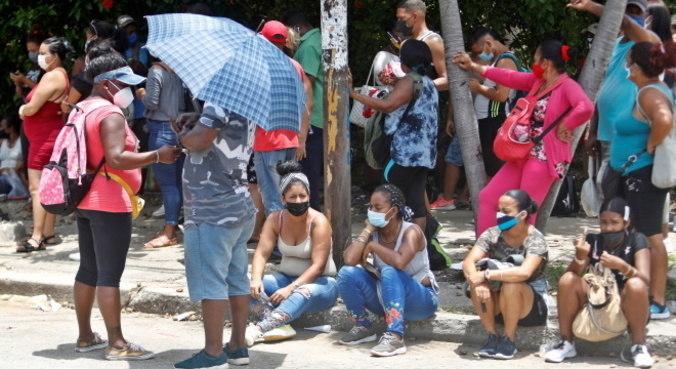 Cuba passa pela pior fase da pandemia com recorde de novos casos