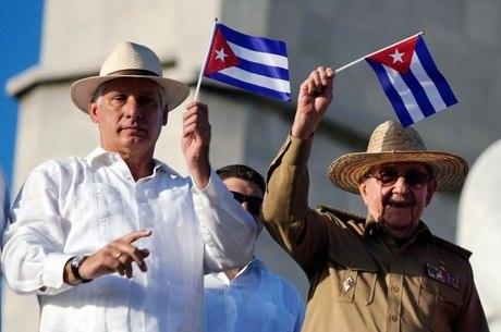 Díaz-Canel disse que denúncia é 'mentira imperialista'