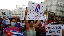 EUA avaliam ajudar 'diretamente' cubanos após protestos