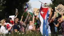 EUA ampliam sanções contra Cuba por repressão de protestos