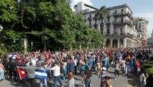 EUA sancionam polícia de Cuba e alto escalão por 'reprimir' protestos