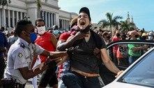 ONU pede libertação de manifestantes e diálogo em Cuba