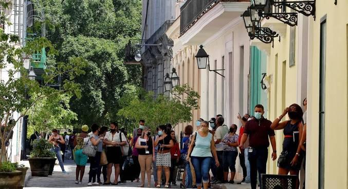 Prédios em Cuba são evacuados após terremoto de 5,1 graus