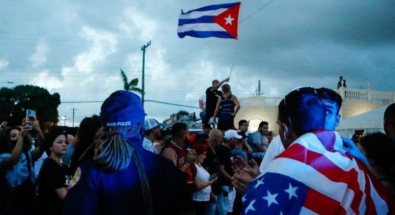 Político democrata afirma que único apoio dado pela Casa Branca será aos cidadãos cubanos