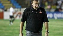 Atlético enfrenta condenação por estupro. Cuca é o técnico