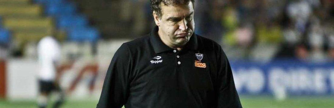 Atlético enfrenta condenação por estupro. Cuca é o técnico (Bruno Cantini/Atlético)