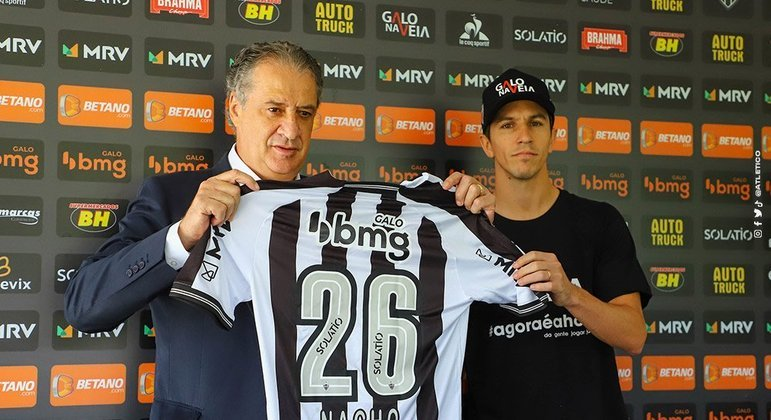 Nada menos do que R4 72 milhões foram gastos só com Nacho Fernández