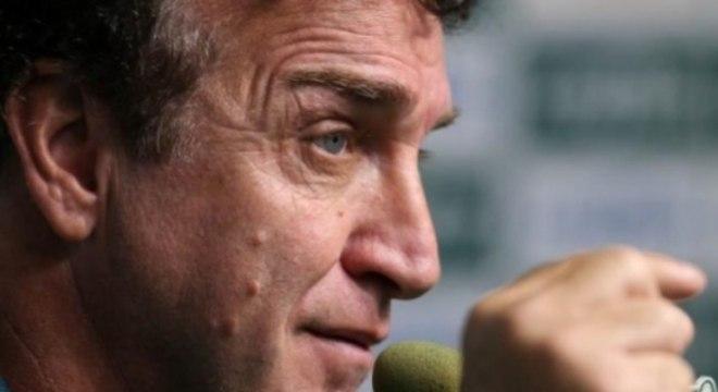 Cuca treinará o Santos pelo restante de 2018