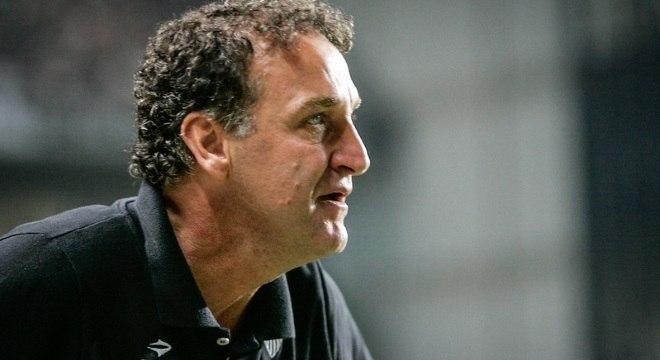 Cuca segue sendo o sonho do Atlético Mineiro para 2020