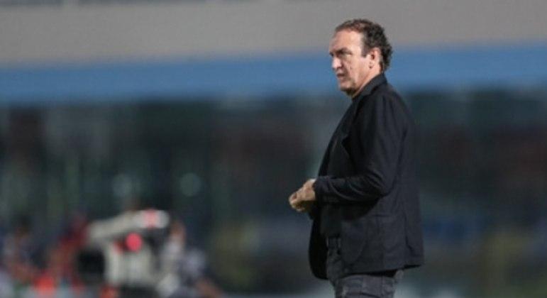 Cuca celebrou o desempenho do elenco, que foi bem utilizado na vitória sobre o Cerro