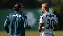 Cuca e Felipe Melo. O duelo de ódio na final da Libertadores