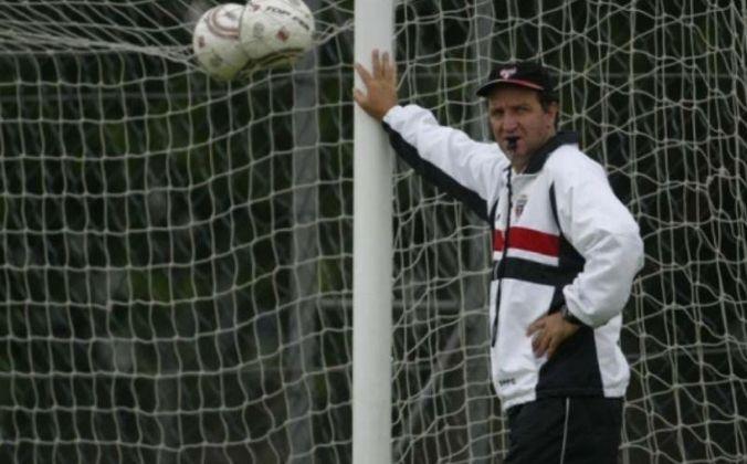 Cuca, em 2004, teve desempenho idêntico sem suas primeira 10 partidas pelo São Paulo.