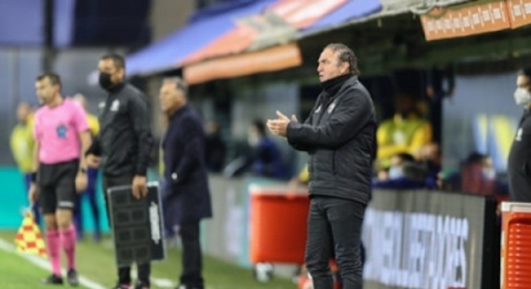 Cuca rechaçou que o Galo não foi a Buenos Aires tentar a vitória sobre o Boca
