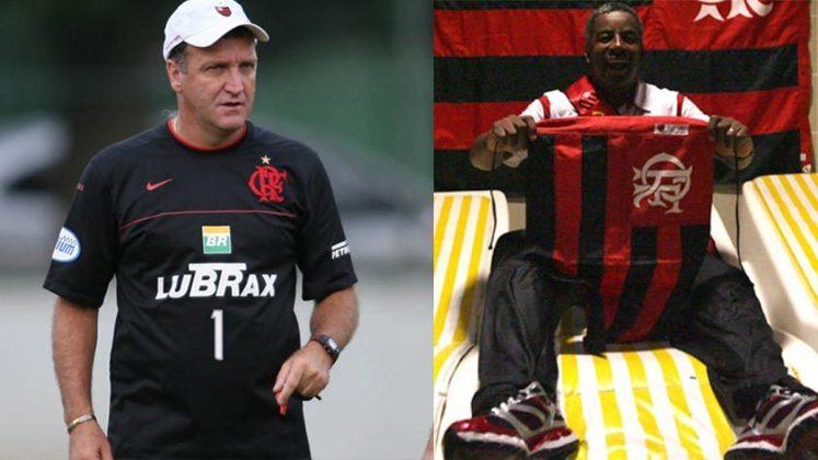 Cuca/Andrade - Flamengo 2009: o Flamengo voltou a experimentar troca no comando em uma conquista no Brasileiro de 2009. O Rubro-Negro começou o torneio com Cuca, que foi demitido na 13ª rodada. Andrade assumiu como interino, mas embalou e levou o Mengão ao título do torneio