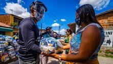 Campanha arrecada alimentos para mães de favelas em Minas Gerais
