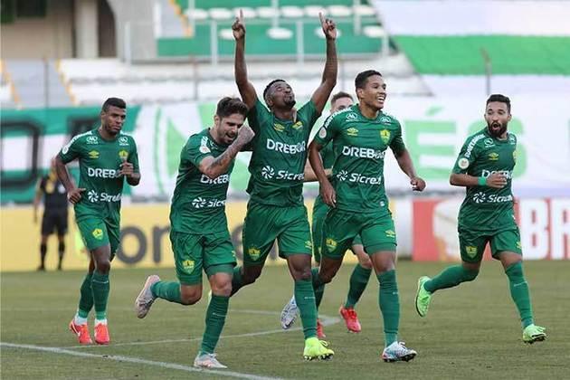 Cuiabá: ganhou 2,06 milhões de reais por chegar até a segunda fase da Copa do Brasil