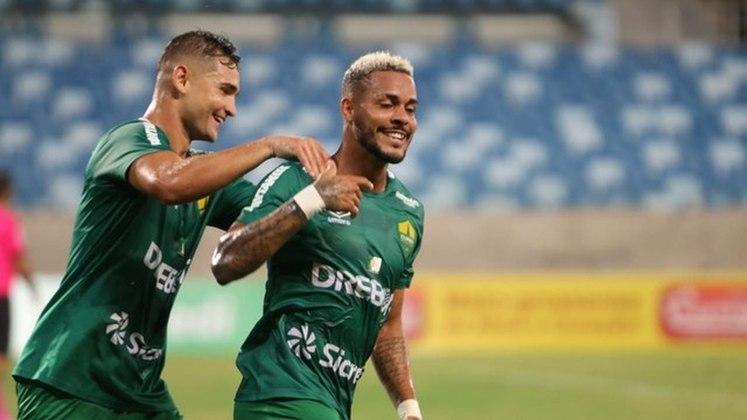 CUIABÁ: Garantido nas oitavas de final por ter sido campeão da Copa Verde, o Cuiabá vive bom momento e pode surpreender, pois lidera a segunda divisão do Campeonato Brasileiro