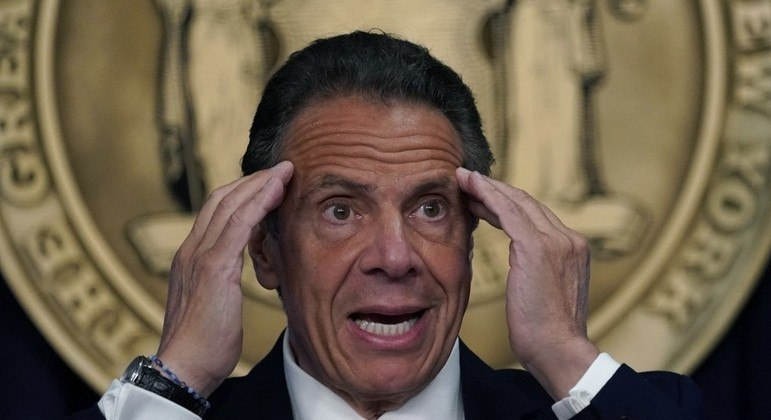 Andrew Cuomo renunciou ao cargo de governador de Nova York após acusações de assédio sexual