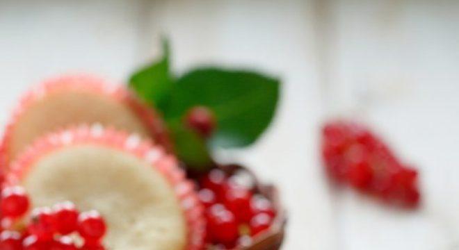 Cupcake para decoração de festa ladybug