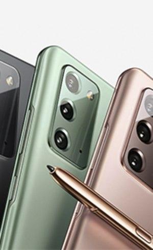 Galaxy Note20: estilo pra quem tem