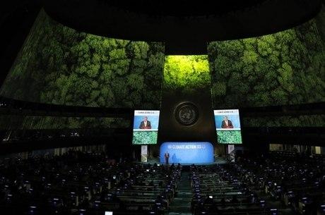 ONU diz estar satisfeita com resultado da Cúpula