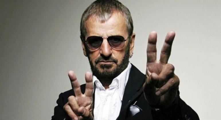 Curiosidade 1 : Ringo Starr foi o último integrante a entrar nos Beatles