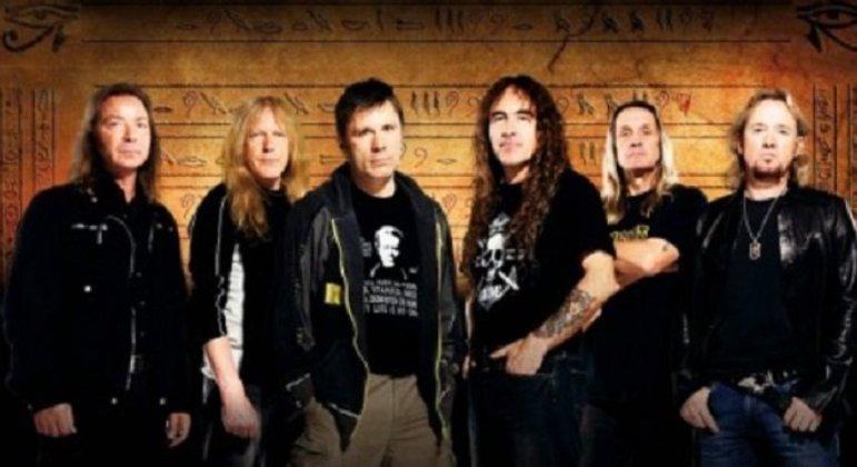 Curiosidade 6: O nome Iron Maiden foi baseado em um instrumento de tortura