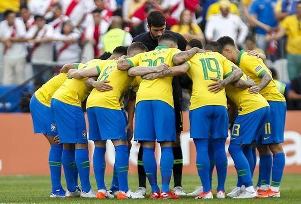 Curiosidade: O Brasil estreará em território nacional nas Eliminatórias pela primeira vez na história, após jogar fora de casa em todas as outras 12 edições que participou.