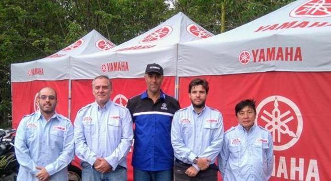 André Garcia, Gordon, Roberto Favaro, Prof. Renato e