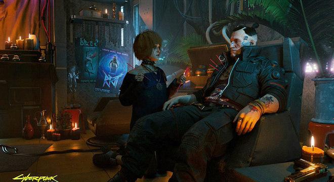 Adiado,  Cyberpunk 2077 foi lançado nesta quinta e não concorreu a prêmios