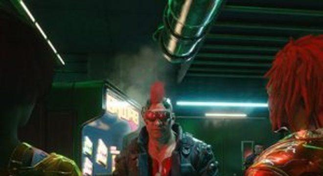 Cyberpunk 2077 aparece em novo trailer e imagens