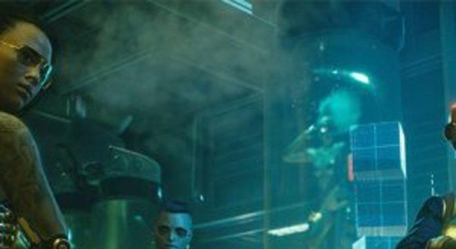 Cyberpunk 2077 é adiado para dezembro