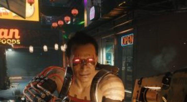 Cyberpunk 2077 reaparece na loja do PlayStation
