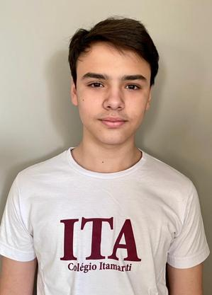 Cyrilo M.G. Neto, 14 anos