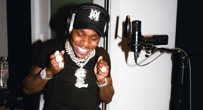 O rapper DaBaby foi um dos grandes nomes da música ao longo de 2020