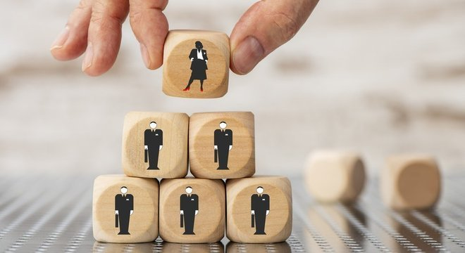 """O Banco Mundial diz que só há """"paridade total"""" em seis das 187 nações analisadas em sua nova pesquisa intitulada """"Mulheres, Negócios e a Lei"""""""