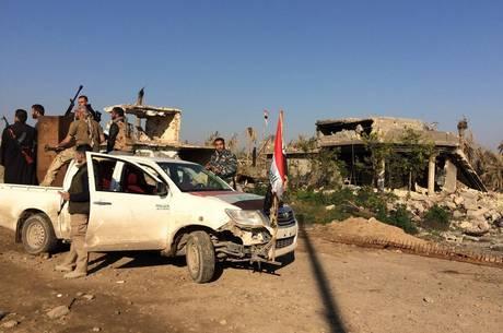 19 combatentes do Daesh foram mortos
