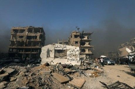 Daesh perdeu terreno dentro da Síria