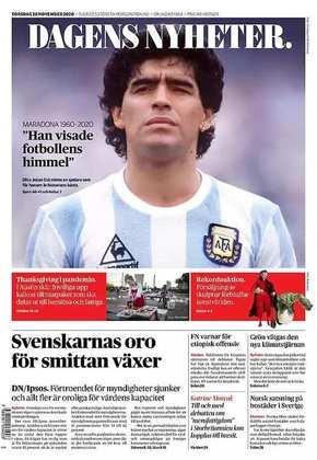 Dagens Nyheter - Suécia
