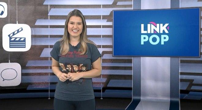 Daiane Bombarda, apresentadora do Link Pop. Todos os sábados, às 9h30 da manhã