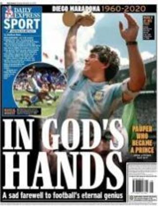 Daily Express - Reino Unido