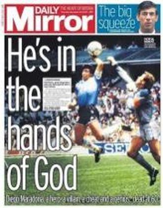 Daily Mirror - Reino Unido